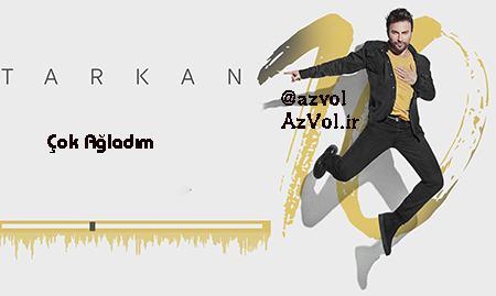دانلود آهنگ ترکی جدید Tarkan به نام Cok Agladim